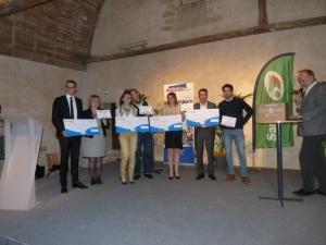 Lauréats Cap Création Sarthe 2015