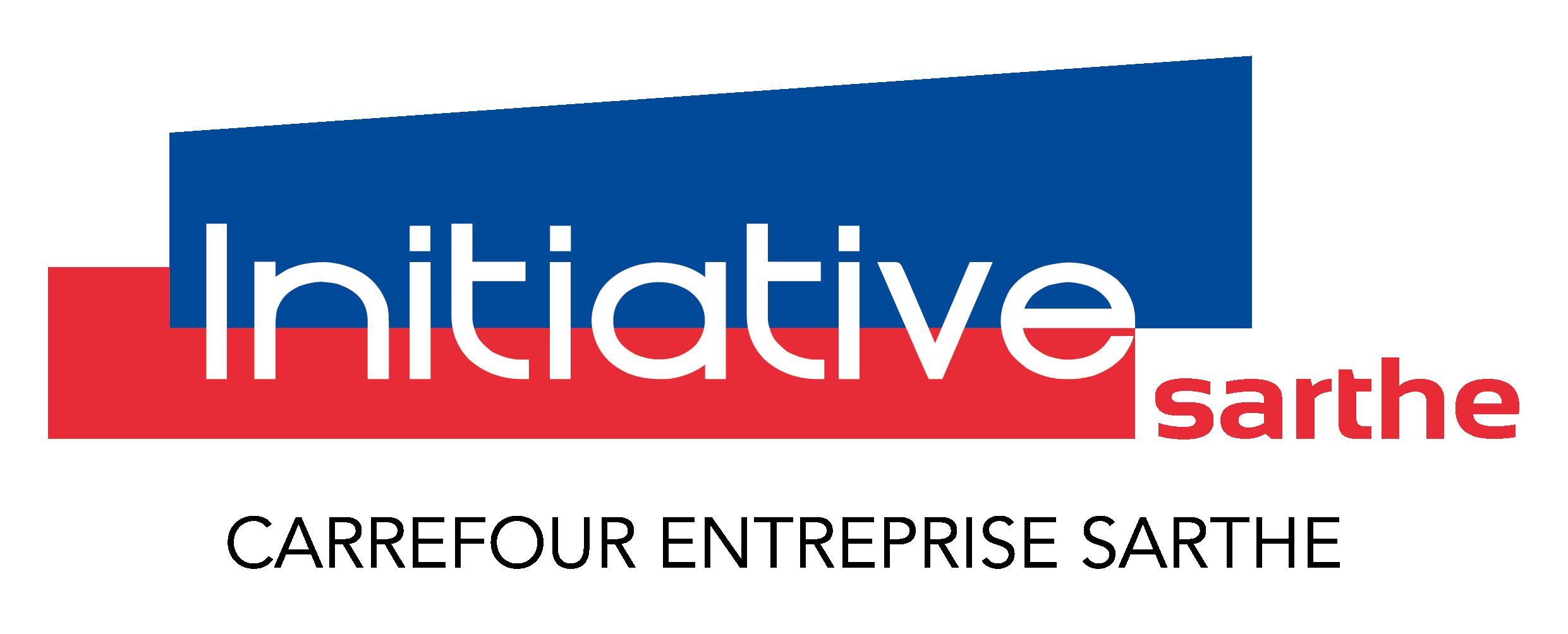 Initiative Sarthe – Carrefour Entreprise Sarthe Logo